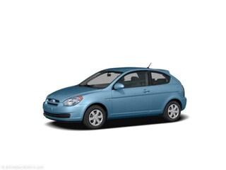 2009 Hyundai Accent Man GS Hatchback
