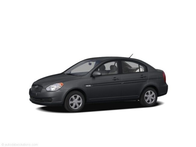 2009 Hyundai Accent GLS Sedan