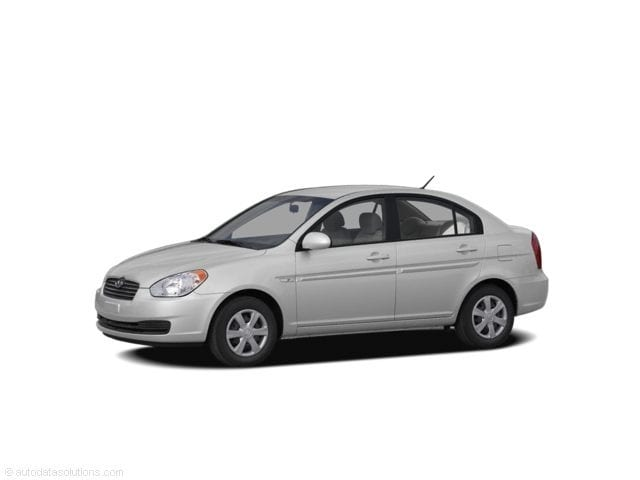 2009 Hyundai Accent Auto GLS Sedan