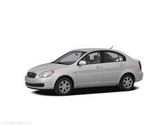2009 Hyundai Accent GLS GLS  Sedan 4A
