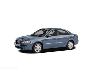 Used 2009 Hyundai Sonata GLS Sedan for sale in Knoxville, TN