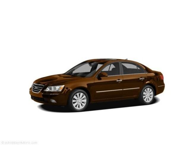 2009 Hyundai Sonata Limited Sedan