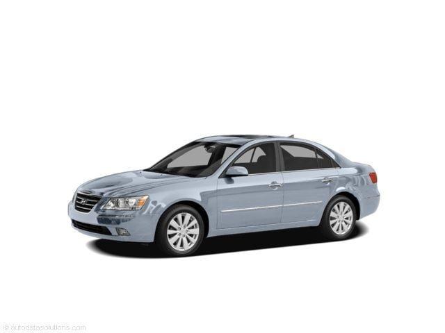 2009 Hyundai Sonata GLS Sedan
