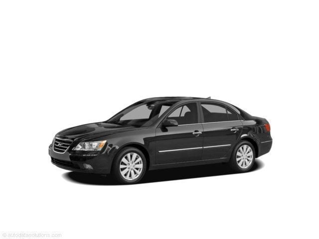 Superior 2009 Hyundai Sonata Limited V6 Sedan