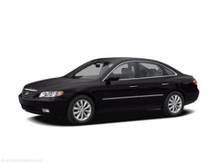 Used 2009 Hyundai Azera Limited Sedan for Sale in Conroe at Wiesner Hyundai