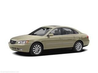 2009 Hyundai Azera Limited Sedan