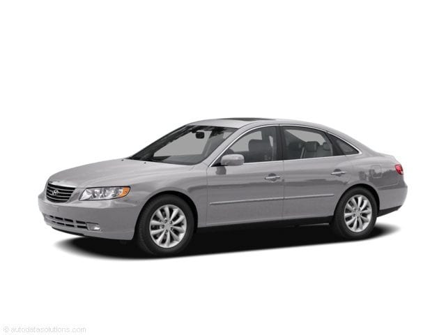 2009 Hyundai Azera Limited Sedan