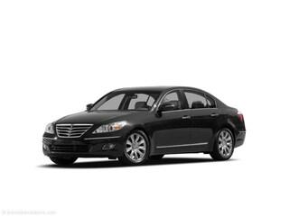 2009 Hyundai Genesis 3.8 Sedan