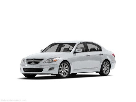 Used 2009 Hyundai Genesis 3.8 Sedan Sussex, NJ