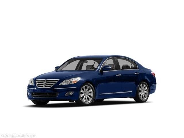 2009 Hyundai Genesis Sedan