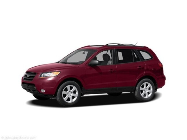 Used 2009 Hyundai Santa Fe GLS SUV Near Chicago