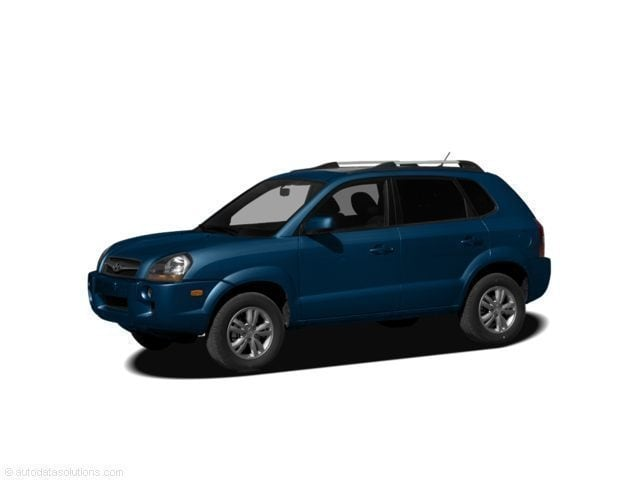 Charming Used 2009 Hyundai Tucson SE SUV In Springfield, IL