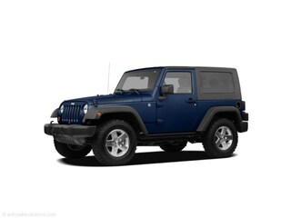 2009 Jeep Wrangler X SUV For Sale in Enfield, CT