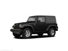Used 2009 Jeep Wrangler X SUV in Shelbyville, KY