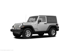Used 2009 Jeep Wrangler Sahara SUV for sale near Asheville