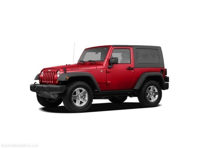 2009 Jeep Wrangler Rubicon SUV