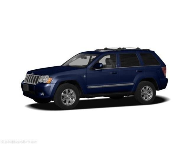 2009 Jeep Grand Cherokee Overland SUV