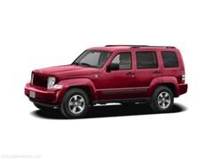 2009 Jeep Liberty Sport SUV 1J8GN28K49W520447