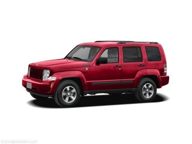 2009 Jeep Liberty Limited SUV