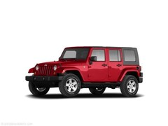 Pre-Owned 2009 Jeep Wrangler Unlimited X SUV for sale in Lima, OH