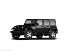2009 Jeep Wrangler Unlimited Sahara SUV