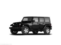 2009 Jeep Wrangler Unlimited Rubicon SUV