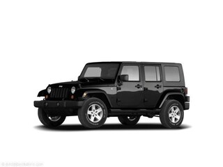 2009 Jeep Wrangler Unlimited Unlimited Rubicon Manual Transmission SUV