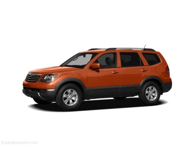 Used 2009 Kia Borrego LX SUV in New Bern NC