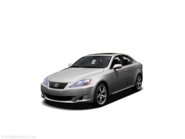 Used 2009 LEXUS IS 250 4dr Sport Sdn Auto RWD Sedan For Sale In Santa Monica