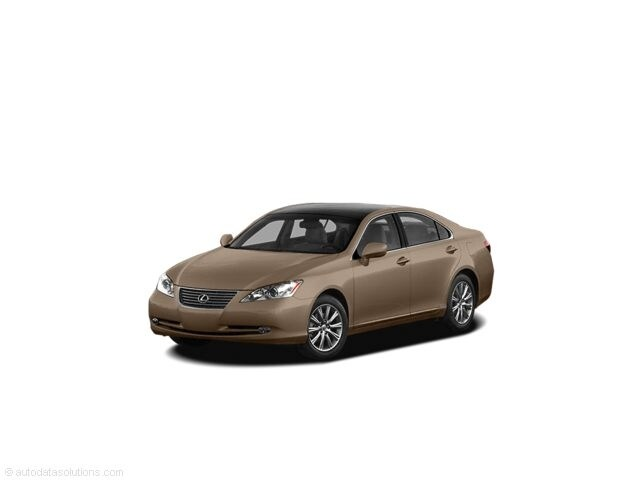 2009 LEXUS ES 350 Base Sedan