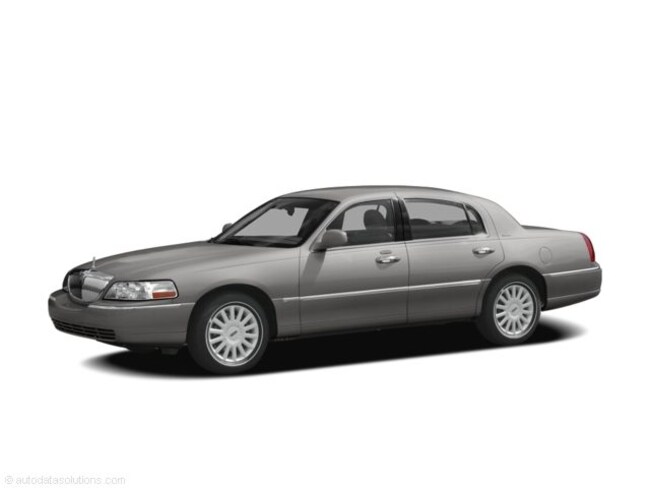 Used 2009 Lincoln Town Car Signature Limited For Sale Powderly Ky