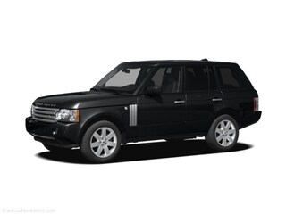 Pre-Owned 2009 Land Rover Range Rover HSE SUV for sale near Chicago IL