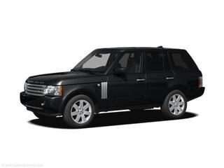 2009 Land Rover Range Rover HSE SUV
