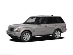 Used 2009 Land Rover Range Rover HSE SUV Sudbury MA