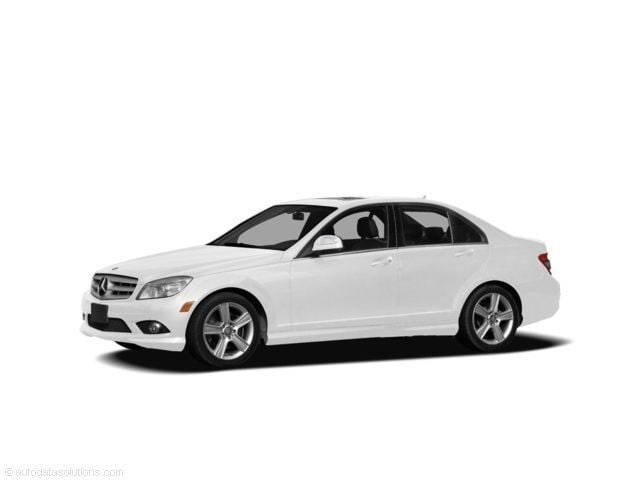 2009 Mercedes-Benz C-Class 3.0L Luxury 4matic sedan