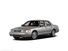 2009 Mercury Grand Marquis LS Full-Size Car