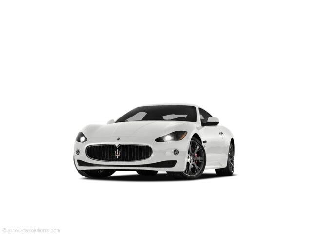 2009 Maserati GranTurismo Base Coupe