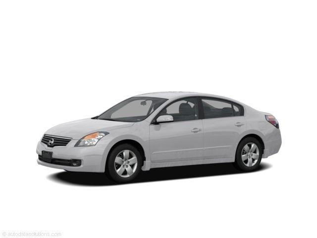 Used 2009 Nissan Altima 2.5 S Sedan