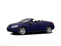 2009 Pontiac G6 2dr Conv GT w/1SA *Ltd Avail* Convertible