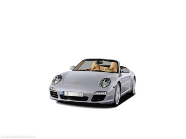 2009 Porsche 911 Carrera Convertible