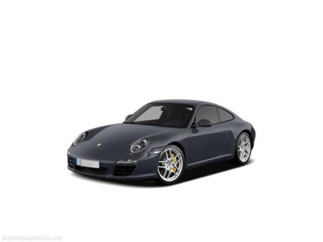 2009 Porsche 911 Carrera 4S Coupe