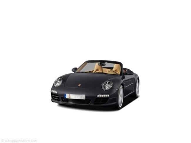 2009 Porsche 911 Carrera 4S Convertible
