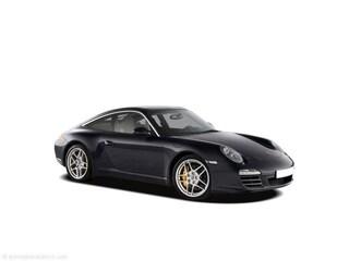 2009 Porsche 911 Targa 4S Coupe