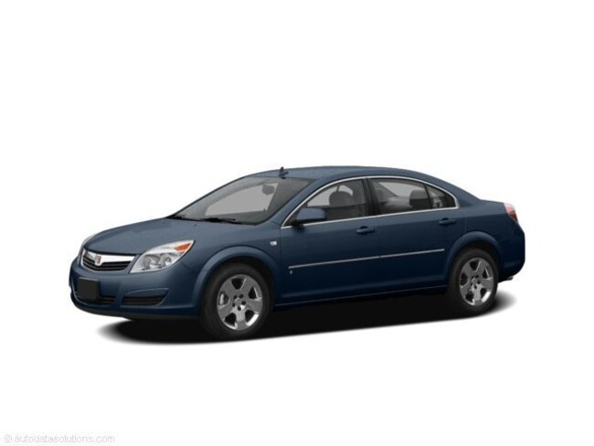 2009 Saturn Aura XR Sedan