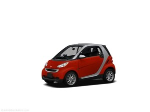 2009 Smart Fortwo 2DR CPE Pure Coupe
