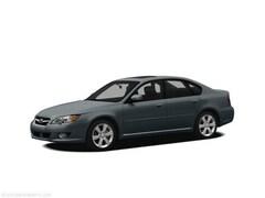 2009 Subaru Legacy 2.5i Special Edition Sedan