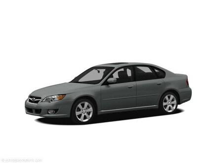 2009 Subaru Legacy 2.5i Sedan