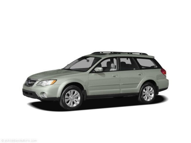 Used 2009 Subaru Outback Ltd H4 Auto Ltd in Somerset NJ