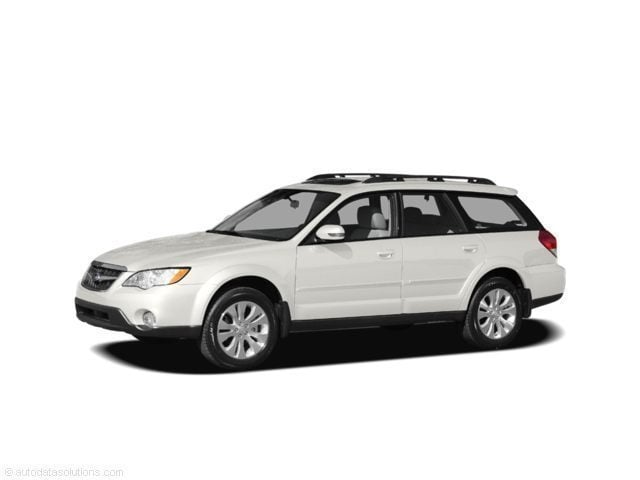 2009 Subaru Outback 2.5i Limited Wagon