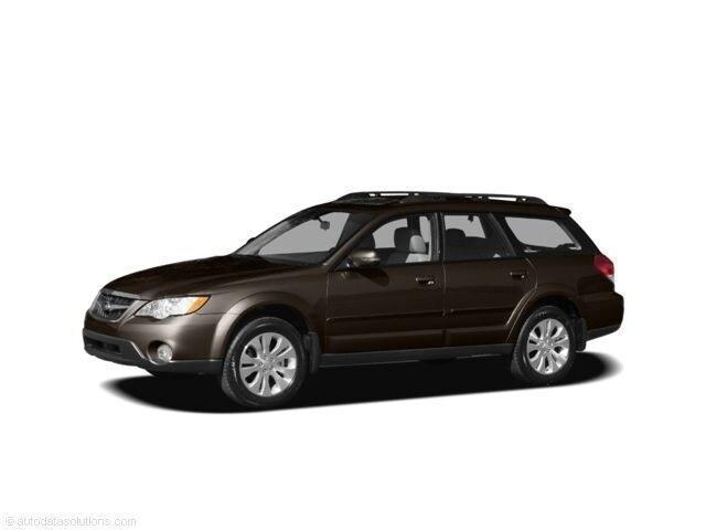 2009 Subaru Outback 2.5XT Limited Wagon 61345A
